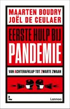 Joël De Ceulaer Maarten Boudry, Eerste hulp bij pandemie