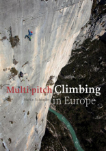 Martin Fickweiler , Multi-pitch climbing in Europe