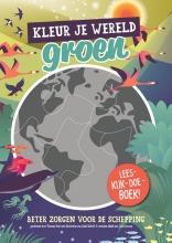 Theanne Boer , Kleur je wereld groen