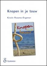 Kirstin  Rozema-Engeman Knopen in je touw - dyslexieuitgave