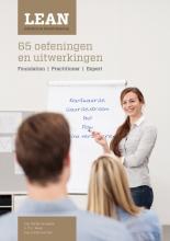 T.H.M. de Goede, T.J.  Hesp, A.G.M. ten Tije Lean Foundation, Lean Practitioner & Lean Expert Oefenboek
