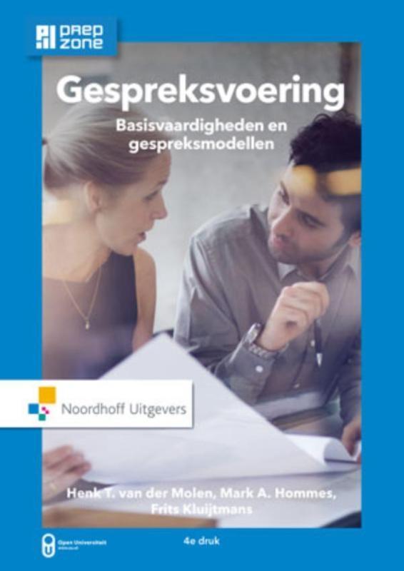 H.T. van der Molen, M. Hommes, F. Kluijtmans,Gespreksvoering