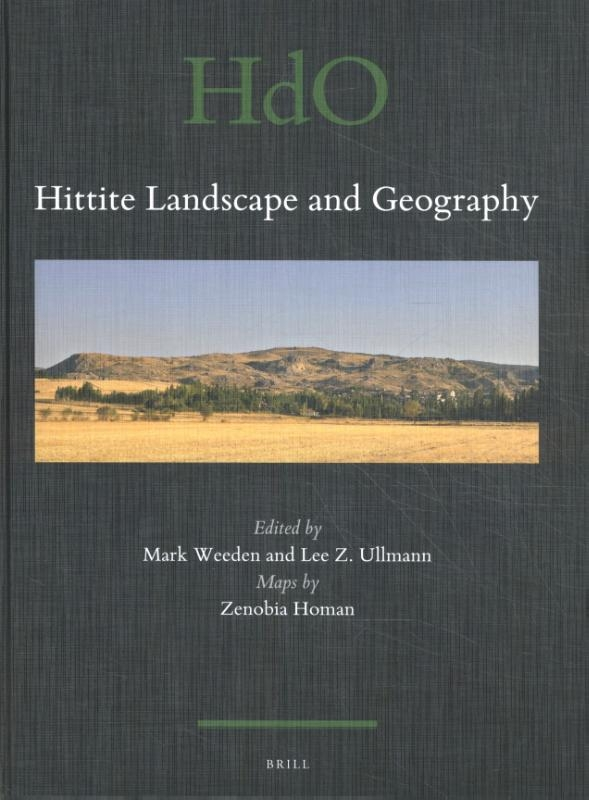 ,Hittite Landscape and Geography