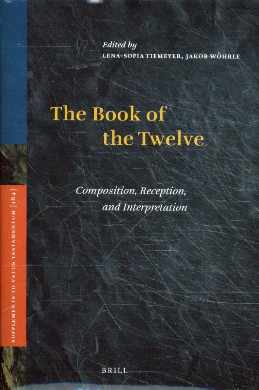 ,The Book of the Twelve