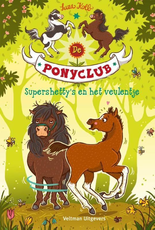 Suza Kolb,Supershetty`s en het veulentje