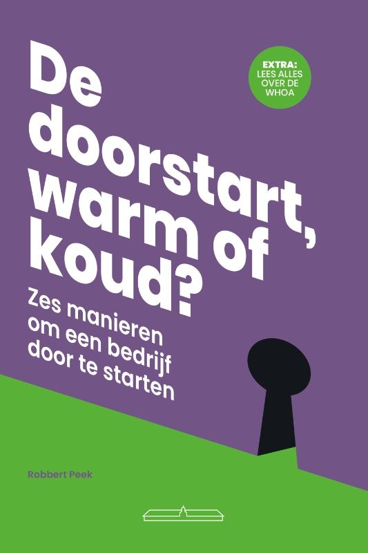 Robbert Peek,De doorstart, warm of koud?