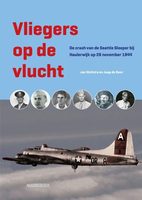 Jan Slofstra,Vliegers op de vlucht