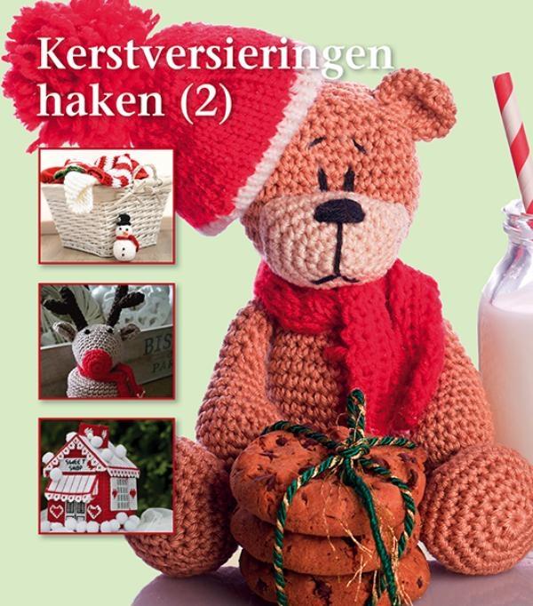 Ina van Ek, Esther van Adrichem,Kerstversieringen haken 2