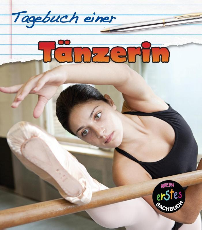 Angela Royston,Tanzerin