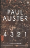 <b>Auster Paul</b>,4 3 2 1