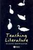Showalter, Elaine,Teaching Literature
