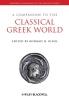 Kinzl, Konrad H.,A Companion to the Classical Greek World