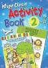 David, Juliet,Wipe Clean Activity Book