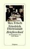 Frisch, Max,Briefwechsel
