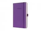 <b>notitieboek Sigel Conceptum lijn softwave Magic Purple</b>,