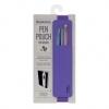,Bookaroo Pen Pouch - Purple
