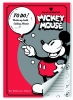 ,MICKEY MOUSE TO DO BLOCK