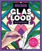 ,Glas in lood kleurboek Mozaiek