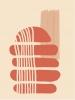 ,A-Journal Poster 40x50 cm - Hidden Landscapes - Calm