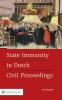 ,State immunity in Dutch civil proceedings