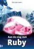 <b>G.  Laan</b>,Aan de slag met Ruby