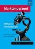 Patrick de Pelsmacker, Patrick van Kenhove,Marktonderzoek 4e editie
