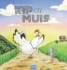 <b>David  Vlietstra</b>,Leren lezen met Kip en Muis