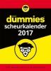 ,<b>Voor Dummies scheurkalender 2017</b>