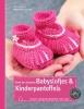 Helga  Spitz, Friederike  Pfund,Brei de mooiste babyslofjes en kinderpantoffels