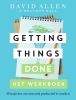 David  Allen, Brandon  Hall,Getting Things Done Het werkboek