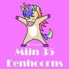 <b>Blondia  Bert</b>,Mijn 35 Eenhoorns