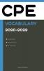 College Exam  Preparation ,CPE Exam Vocabulary 2020-2022 [English Proficiency Vocabulary]