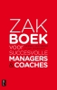 Jan  Workamp Hessel Jan  Smink,Zakboek voor succesvolle managers en coaches