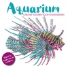 Richard  Merritt Claire  Scully,Creative colors Aquarium