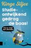 <b>Rinske (Kinge)  Siljee</b>,Studieontwijkend gedrag de baas!