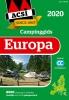 <b>ACSI</b>,ACSI Campinggids Europa 2020