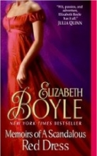 Boyle, Elizabeth Memoirs of a Scandalous Red Dress