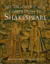 Wells, Stanley The Oxford Companion to Shakespeare