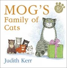 Judith Kerr Mog`s Family of Cats board book