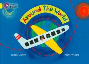 James Carter Around the World