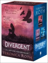 Roth, Veronica Divergent Series Boxed Set (Books 1-3)