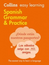 Collins Dictionaries Easy Learning Spanish Grammar and Practice