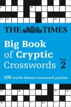 Times Mind Games Times Big Book of Cryptic Crosswords Book 2