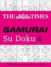 The Times Mind Games Times Samurai Su Doku 6