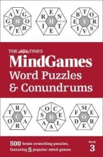 Times Mind Games Word Puzzles and Conundrums Book 3