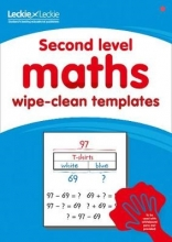 Leckie Second Level Wipe-Clean Maths Templates for CfE Primary Maths