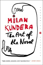 Kundera, Milan The Art of the Novel