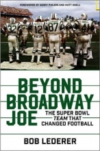 Lederer, Bob Beyond Broadway Joe