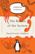 Wallace,D. Foster Penguin Orange Collection Broom of the System