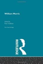 Peter Faulkner William Morris